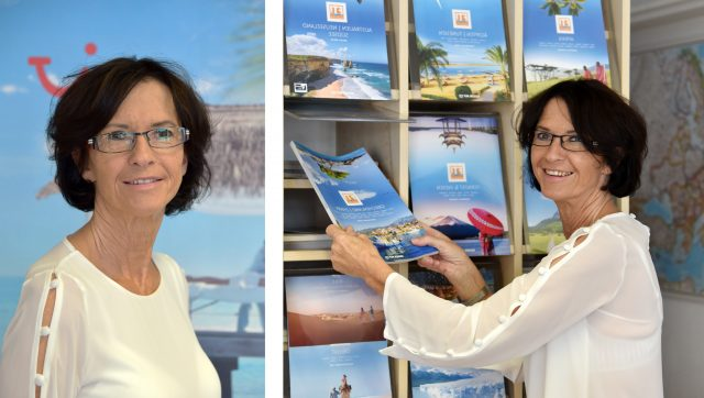 Elisabeth Lasser, Gailtaler Reisebüro